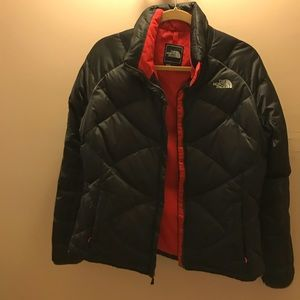 North Face Winter Coat 550